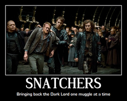 Snatchers by SlaughterWhore