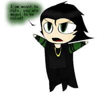 Little Loki by Tammiikat