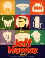 REMAKE: Jeff Hawke Brady Bunch by PaulSizer
