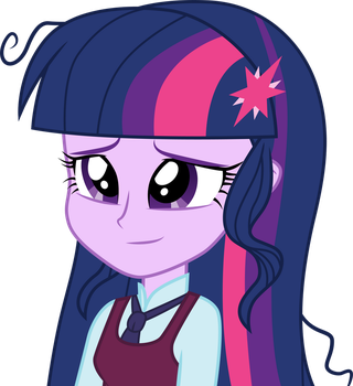 Sci-Twi without glasses by CloudyGlow