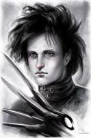 Scissorhands by XeiArt