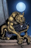 Werewolf color by seanforney