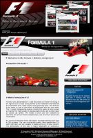 F1 Website Assignment by mjamil85
