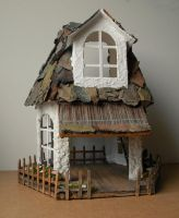 Fairy Summer House - front by RevelloDrive1630