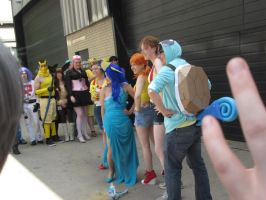 Acen 2014 Pokemon Photoshoot by Rookiek13
