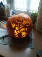 Big Daddy Pumpkin by Saki-Maru