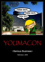 Youmacon 08 by ClefJ