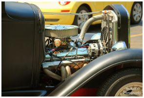 Hot Rod Engine by TheMan268