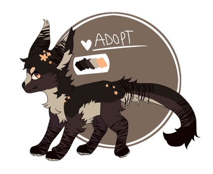 Adoptable - closed by Pumpkin-adopts