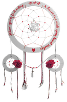 Dreamcatcher for my Sister by BlindFaeth