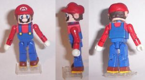 Mario Minimate 2 by Lee-At-Arms