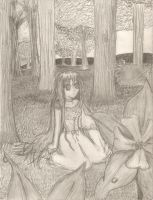 Forest Girl by Sachiko15