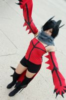 Pokemon - Yveltal III by GreenTea-Cosplay