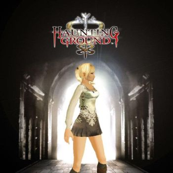 Custom Haunting Ground Game Cover by MellodyDoll