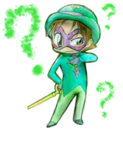 Little Riddler by Waterwindow