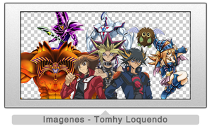 Pack Renders Yu Gi Oh by TomhyLoquendo