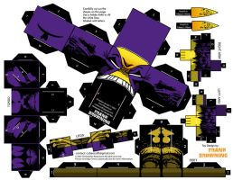 The Maxx Cubee by frankdawg48