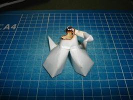 Papercraft Blunders by fezco