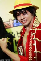 Monkey D. Luffy by kevin-oinky