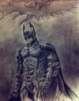 The Dark Knight Rises by DiegoE05