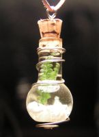 Magic Vial - Snow by Izile