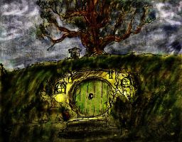 Bag End by Serpaso89