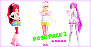 Second Pose Pack by shanaachan