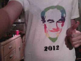 ron paul 2012 by falcon85741