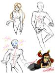 .: Practice: Human Body :. by PhoenixSAlover