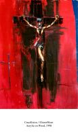 crucifix by youssefr