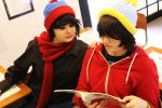 South Park Cosplay, Work Time by Winkheart