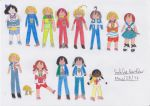 (IAMP) Provincial + Territorial Flag Outfits by TheRealCanadianBoys