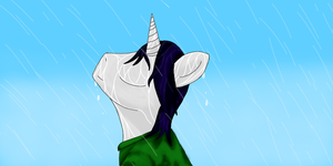 Feel The Rain by Fanglore-and-Kain