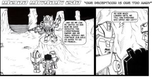 One Decepticon Is One Too Many by AndyTurnbull