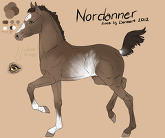 Nordanner foal design #1675 -I need your opinion! by GuardianOfJay
