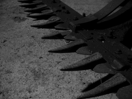 Blades of Iron by chryx