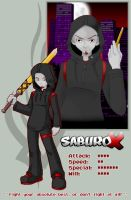 Choose your alter ego by SaburoX
