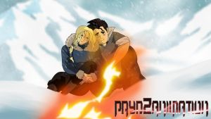 By~Prydzanimation: Bolin and Yumi by sasuke12234