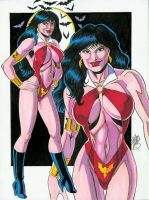Vampirella by RobbPhipps by zefly88