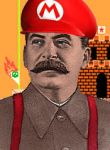 The Communist Mario by Thrakks
