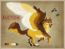 Canine Adoptable Auction- CLOSED by LeoNoy