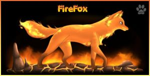 .: Fire Fox :. by FantaTara