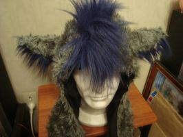 Mohawk Monster Hood by MonstrositiesNZ