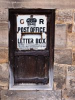 The Old Postbox by Moose-Art