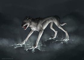 AT with flowerewolf by Mayka94