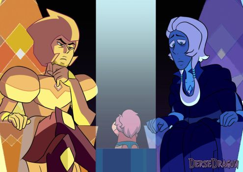Male!Diamonds by DerseDragon