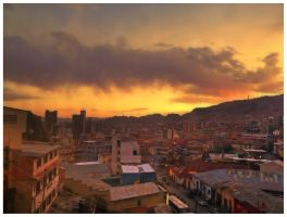 Love La Paz by zentenophotography
