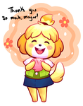 Isabelle by tiosmio25
