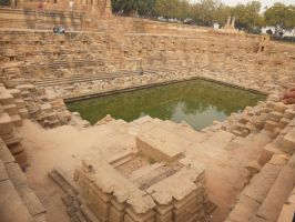 sun temple,modhera by Mysteriouspizza