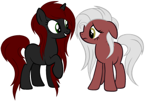 Dual Personality by Caro-Kitty